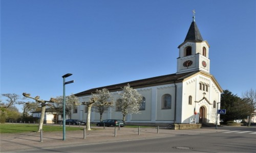 Zdjecie NIEMCY / Nadrenia Pallatynat / Romerberg / Romerberg, Kościół St. Pankratius
