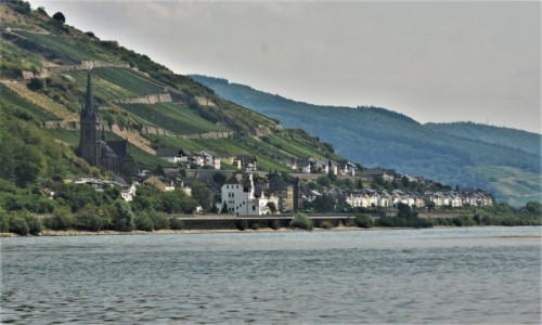 NIEMCY / Dolina Renu / Lorch / Lorch
