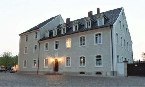 NIEMCY / Nadrenia Pallatynat / Oggersheim / Oggersheim, klasztor