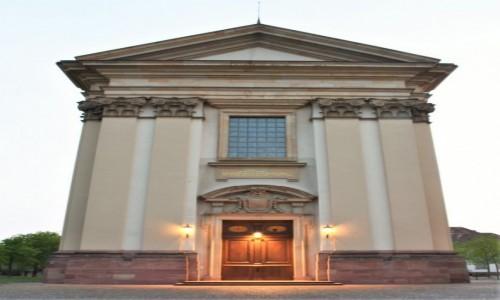 Zdjecie NIEMCY / Nadrenia Pallatynat / Oggersheim / Oggersheim, kościół pielgrzymkowy