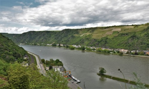 Zdjęcie NIEMCY / Dolina Renu / Sankt Goar / Sankt Goar