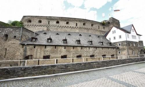 Zdjecie NIEMCY / Dolina Renu / Sankt Goar / Sankt Goar, Burg Rheinfels
