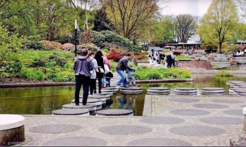 Zdjecie NIEMCY / Hamburg / Hamburg / Hamburg. Planten un Blomen Park