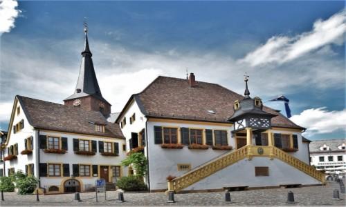 Zdjęcie NIEMCY / Nadrenia-Palatynat / Deidesheim / Deidesheim, centrum