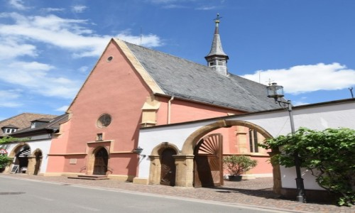 Zdjęcie NIEMCY / Nadrenia-Palatynat / Deidesheim / Deidesheim, Spitalkapelle