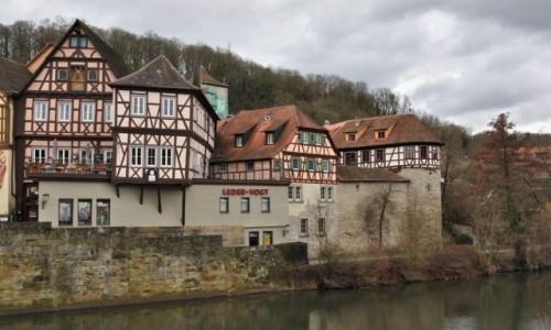 Zdjecie NIEMCY / Badenia-Wirtembergia / Schwabisch Hall / Schwabisch Hall