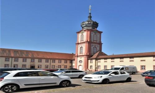 Zdjęcie NIEMCY / Badenia Witenbergia / Bruchsal / Bruchsal