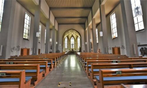 Zdjecie NIEMCY / Badenia Witenbergia / Bruchsal / Bruchsal, Stadtkirche