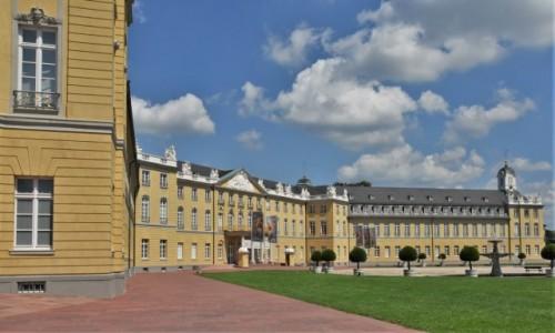 Zdjecie NIEMCY / Badenia Witenbergia / Karlsruhe / Karlsruhe, pałac