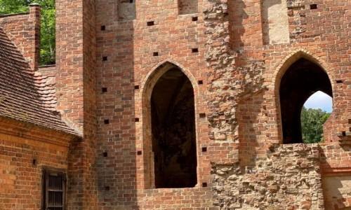 Zdjecie NIEMCY / Brandenburgia  / Chorin / Klasztor pocysterski