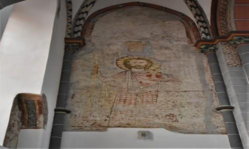 NIEMCY / Dolina Renu / Bacharach / Bacharach, kościół św. Piotra