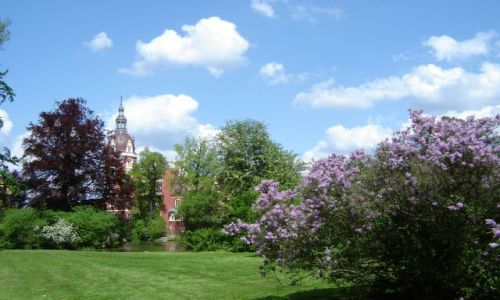 Zdjecie NIEMCY / Park Mużakowski / Bad Maskau / Wiosna w Parku