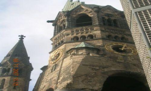Zdjecie NIEMCY / Berlin / Centrum / Kościół historyczny
