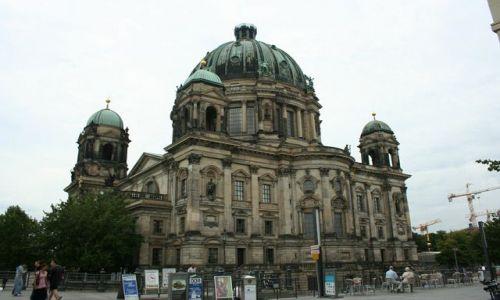 Zdjęcie NIEMCY / Berlin / Katedra berlińska / Katedra