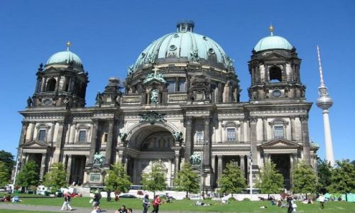 Zdjęcie NIEMCY / brak / Berlin / Stare muzeum w Berlinie