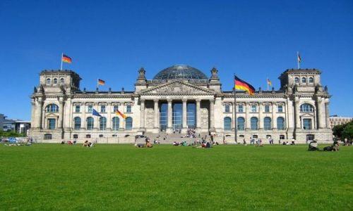 Zdjęcie NIEMCY / brak / Berlin / Reichstag w Berlinie