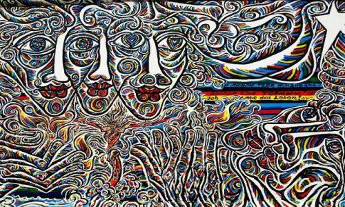 Zdjecie NIEMCY / brak / Berlin / obrazki z galeri muru