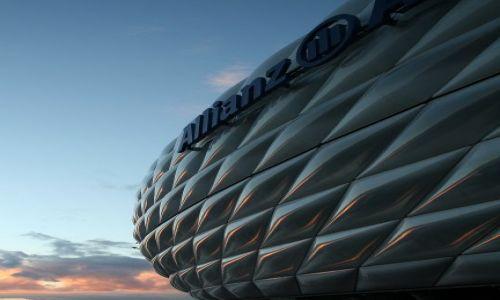 NIEMCY / Bawaria / Monachium / Alianz Arena