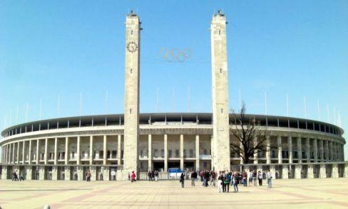 Zdjęcie NIEMCY / Berlin / Berlin / Olympisch Stadion
