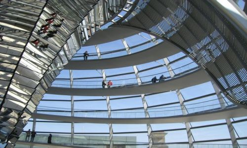 Zdjecie NIEMCY / Berlin / Bundestag / Bundestag