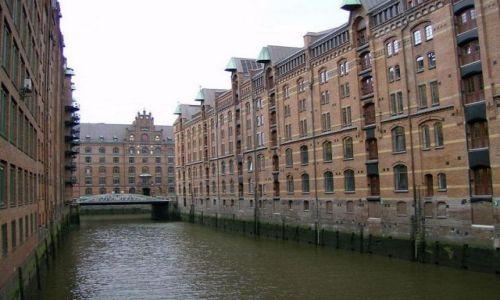 Zdjecie NIEMCY / - / Hamburg / Miasto nad wodą
