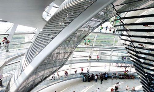 NIEMCY / Berlin / Berlin / Parlament Reichstag (2)