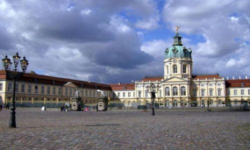 Zdjęcie NIEMCY / Brandenburgia / Berlin / Pałac Charlottenburg 2