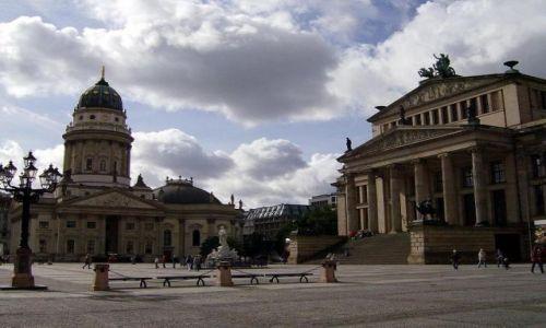Zdjecie NIEMCY / Brandenburgia / Berlin / Plac Teatralny