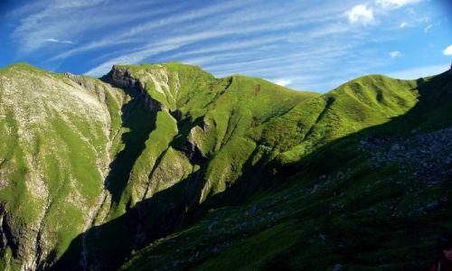 Zdjecie NIEMCY / Bawaria / Alpy Allgawskie / Wyjście z cienia...