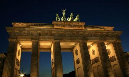 NIEMCY / Brandenburgia / Berlin / Brama Brandenburska