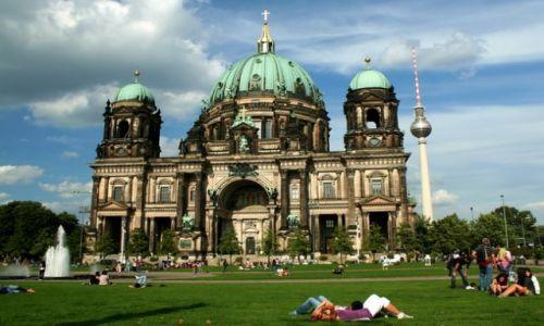 Zdjecie NIEMCY / Brandenburgia / Berlin / Katedra