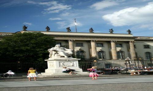 NIEMCY / Brandenburgia / Berlin / Uniwersytet