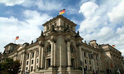 NIEMCY / Brandenburgia / Berlin / Reichstag 2