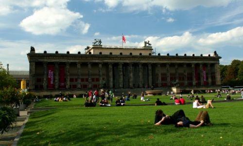 NIEMCY / - / Berlin / Stare Muzeum