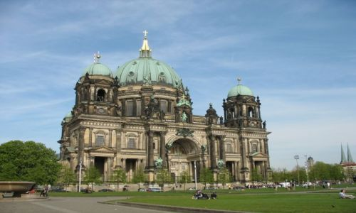 Zdjęcie NIEMCY / Brandenburgia / Berlin  / katedra