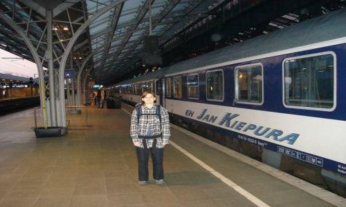 Zdjecie NIEMCY / brak / Kolonia / Jan Kiepura - podróżowanie koleją