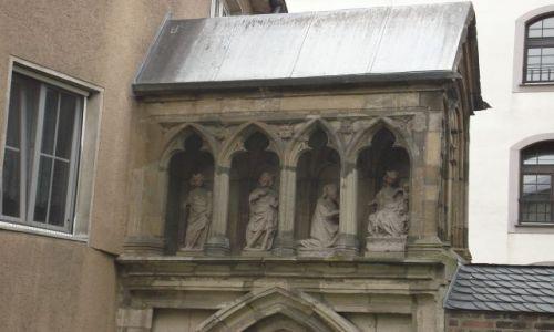 Zdjecie NIEMCY / brak / Kolonia / jeden z kościołów w Kolonii
