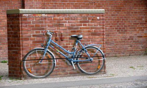 Zdjęcie NIEMCY / Europa / Berlin / w Berlinie kochają rowerki ;-)