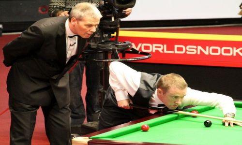 Zdjęcie NIEMCY / Brandenburgia / Berlin / German Masters - Mark Selby i Jan Verhaas