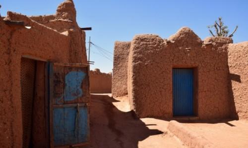 Zdjęcie NIGER / Niger środkowy / Agadez / Bez wirusa a pusto