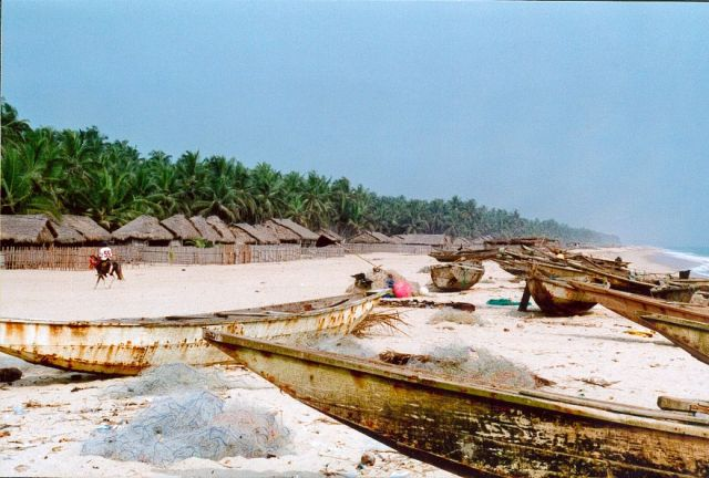 Zdjęcia: Okolice Lagos, Wybrzeże niewolników, NIGERIA