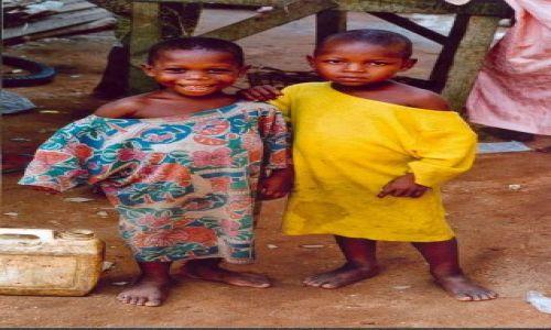 Zdjęcie NIGERIA / brak / Okolice Lagos / Przyjaciele