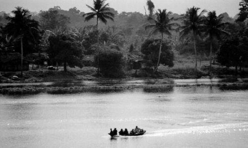 Zdjęcie NIGERIA / brak / Okolice Lagos / Delta Nigru