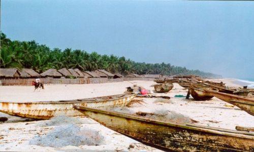 Zdjęcie NIGERIA / brak / Okolice Lagos / Wybrzeże niewolników