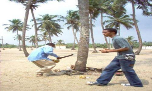 NIGERIA / brak / alfa beach / Nigeria zima:)