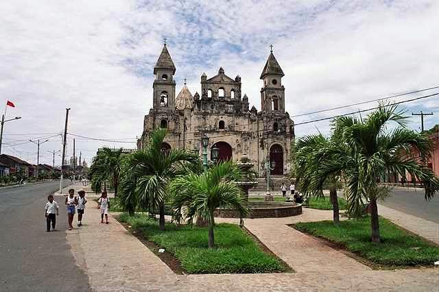 Zdjęcia: Leon, Leon, Kościół w Leon, NIKARAGUA