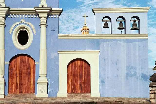 Zdjęcia: Granada, Klasztor, NIKARAGUA