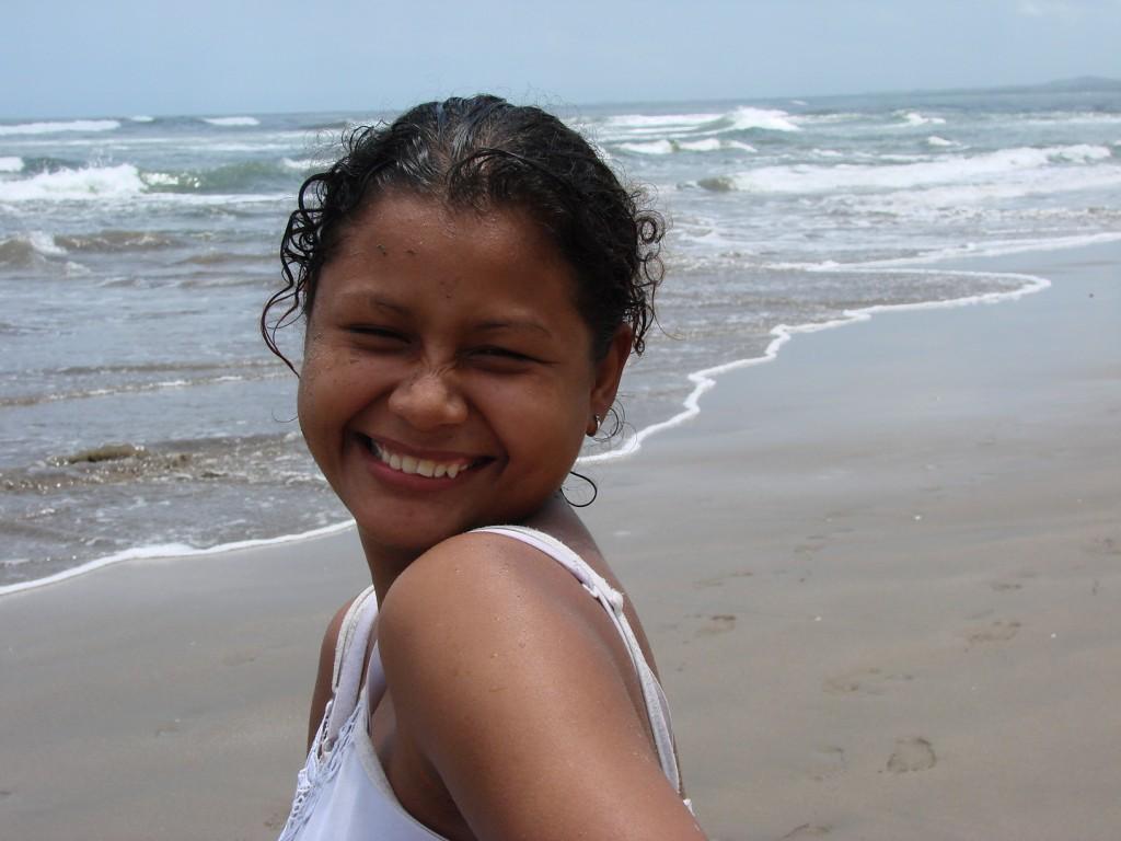 Zdjęcia: Nad Oceanem, Nad Oceanem, Nikaraguańska piękność, NIKARAGUA