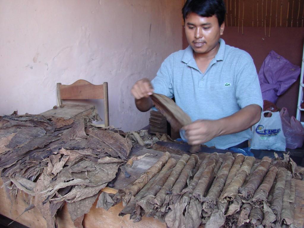 Zdjęcia: Stolica, Stolica, Fabryczka cygar, NIKARAGUA