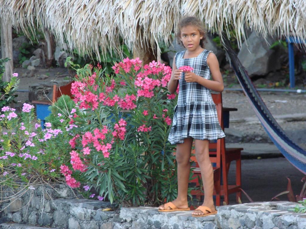 Zdjęcia: Stolica, Stolica, Kwiaty nad wodą.., NIKARAGUA
